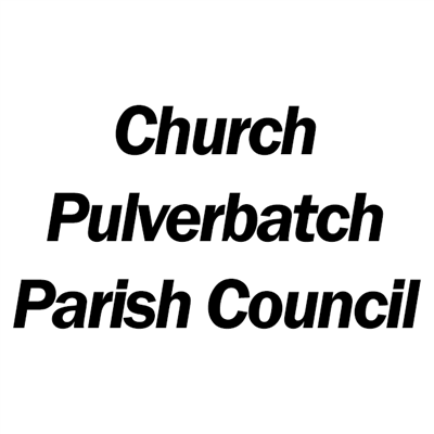 Church Pulverbatch Parish Council Logo
